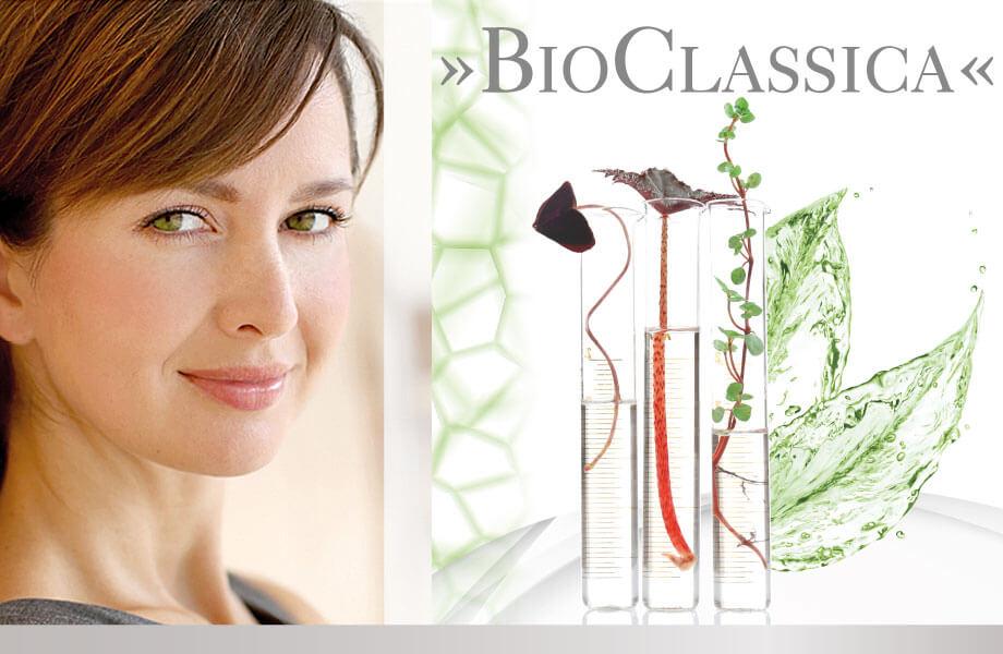 Effektive, hautfreundliche und nachhaltige Hautpflege bei und für kosmetische Behandlungen im Kosmetikstudio - Dr. Belter BioClassica