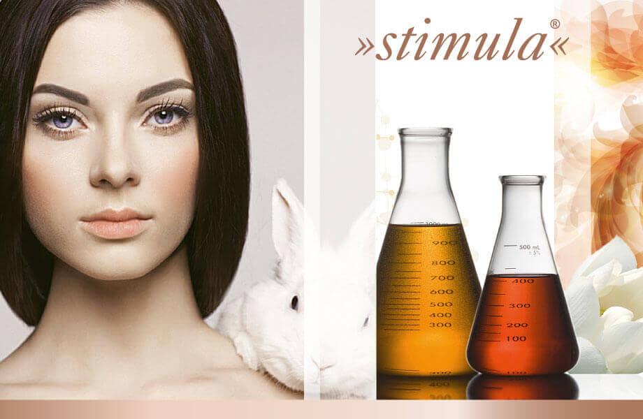 Professionelle kosmetische Behandlungen mit Wirkstoffkosmetik Anti-Aging Pflegekomplexe