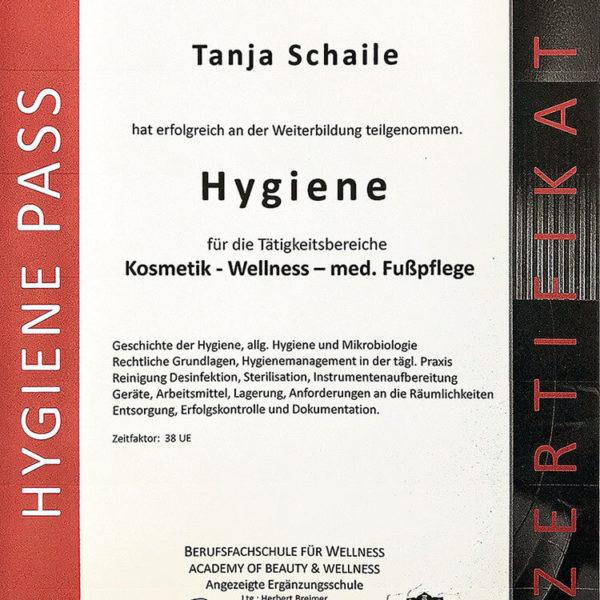 Dokumentation und Nachweis für die korrekte Hygiene im Kosmetikstudio – Hygiene … ein wichtiges Kriterium für die Wahl des Institutes